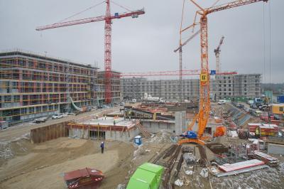 Campus Neuried (2. BA), München